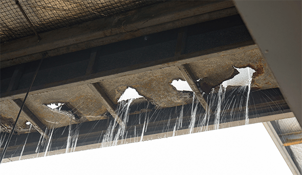 Roof Leak Repair Portland Get Help For Your Leaking Roof