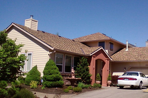 Portland Roofing Company   Presidential Shingles