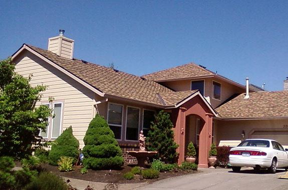 Portland Roofing Company - Presidential Shingles