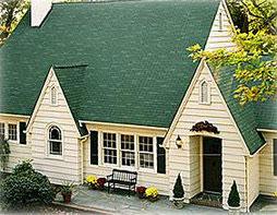 Steep Angle Roof