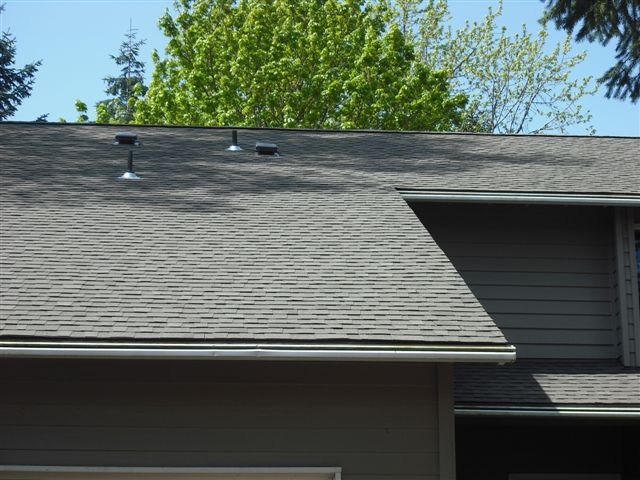 A brand new 30 year Architectural Laminate Composition Roof