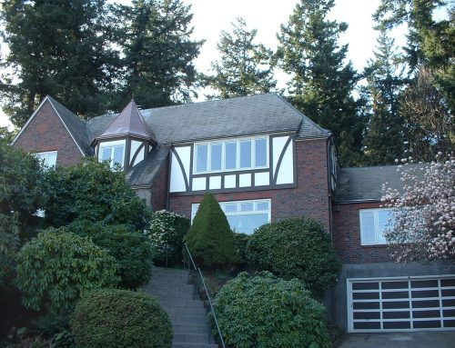 Portland Roof Cleaning and Roof Treating