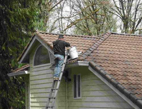 Gutter Cleaning in Portland Oregon