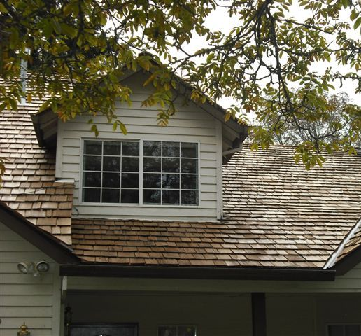 Portland Cedar Roof Installation Company Shingle Repair