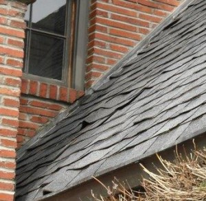Loose Shingles, Shakes or Tiles