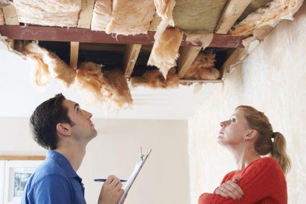Insurance Cover Roof Leaks